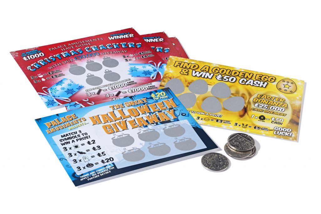Play scratch cards online: Winning chances, rules & tips